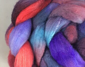 Clown Shoes: Hand-Dyed Merino/Silk 50/50