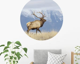 Elk Dot Wall Decal