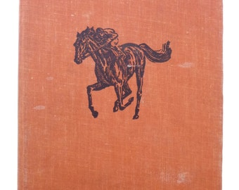 Walter Farley Vintage Black Stallion and Satan Book Hardcover