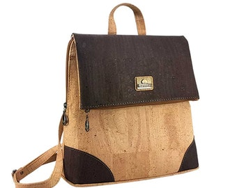 Cork Backpack, rucksack, shoulder bag,