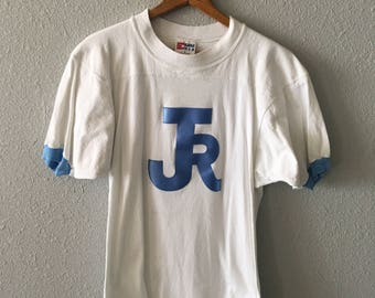 "1980's ""Mallory"" Vintage High School Junior Varsity T Shirt"