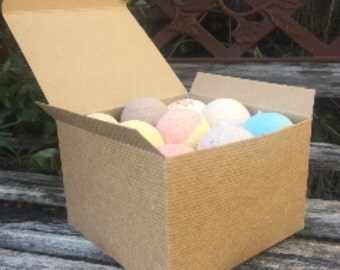 Bath Bomb Gift Set of 18!