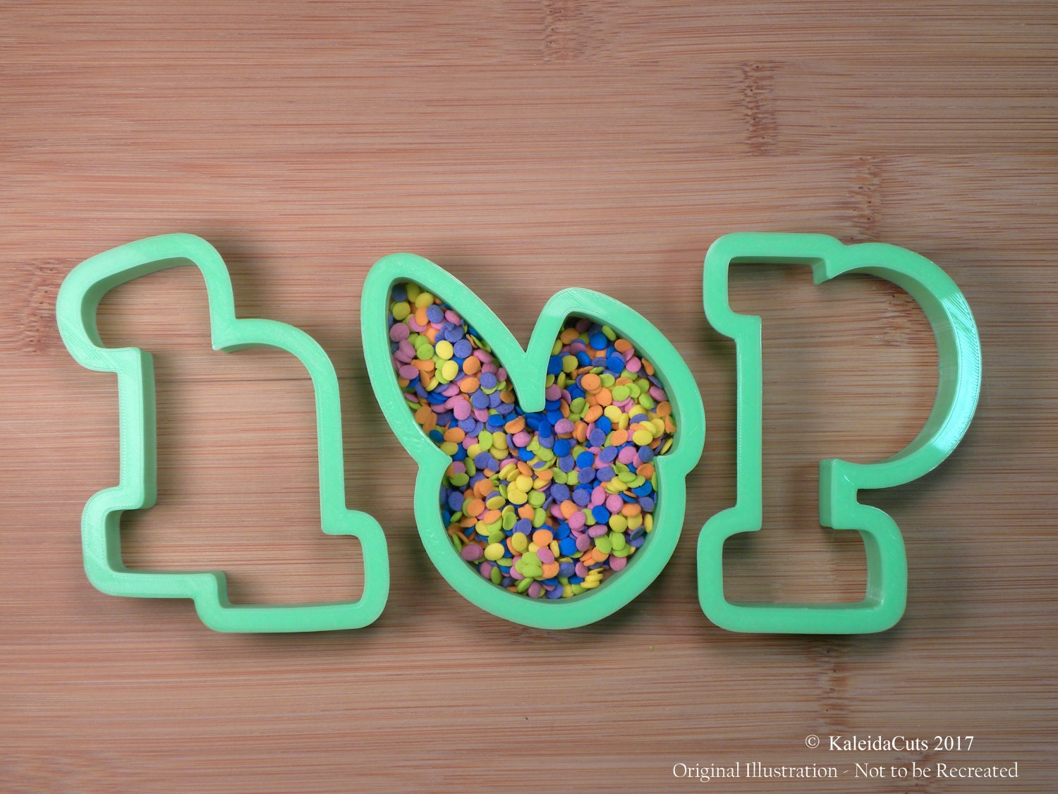 easter cookie cutter 3d printed bunny cookie cutter letter cookie cutters baking gifts fondant molds