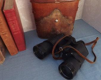 Vintage Binoculars - Stellar Binoculars, Vintage Stellar Binoculars, Binoculars with Case, 7 X 50 Binoculars, Binoculars