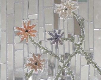 Flowery mirror/Blumig Spiegel