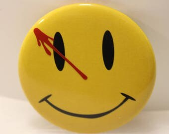"Watchmen ""The Comedian"" Button"