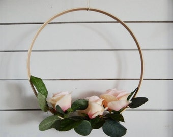 Bentwood wreath