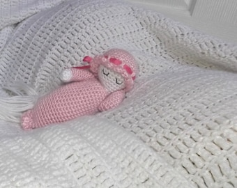 Baby's first doll, child's plushie, photography prop