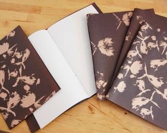 notebook frivolous feathers