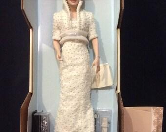 Princess Diana Porcelain Doll w/COA