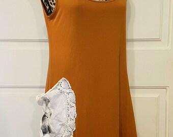 Standing Bear Tunic tank dress.