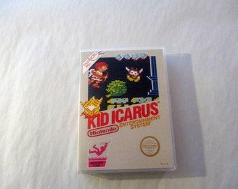 Kid Icarus - Custom NES - Nintendo Case Only (***No Game***)