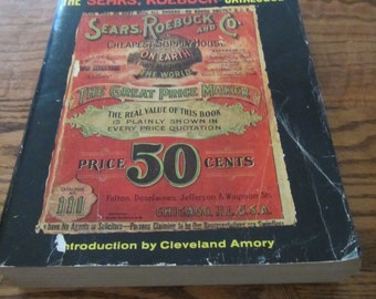 1969 ** The 1902 Edition of the Sears, Roebuck Catalogue   ** Cleveland Amory **  sj