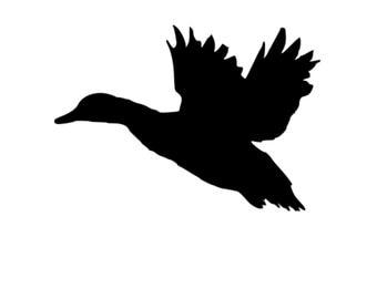 Duck Stencils Etsy