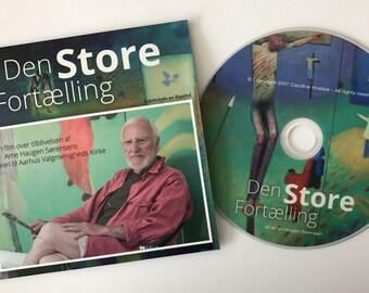 Den Store Fortælling - DVD