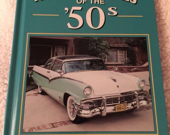 Automobiles of the 1950s book by the auto editors of consumer guide