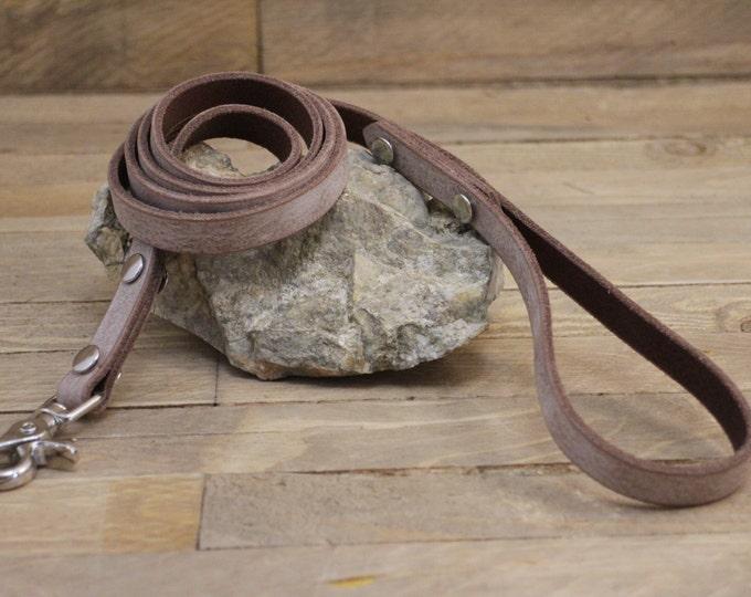 Strong leash, Leash, Dog leash, Pet gift, Leather lead, Foggy leash, Walk leather leash, Strong lead, Leashes, Handmade lead.