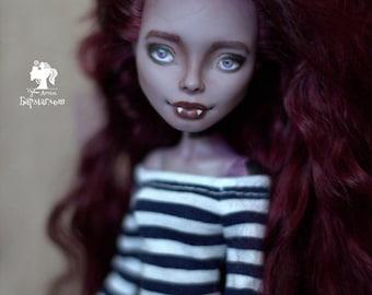 OOAK Monster High repaint Marisol Coxi