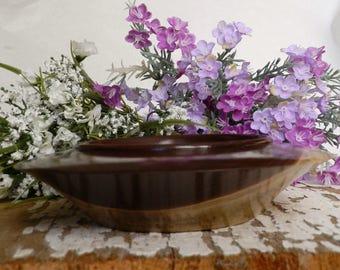 Walnut Bowl/Decoration/Rustic