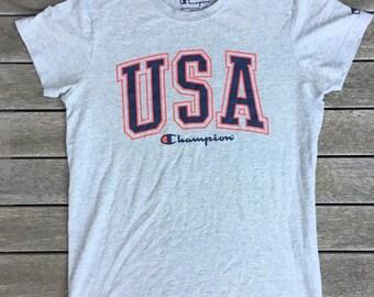 Champion USA t-shirt