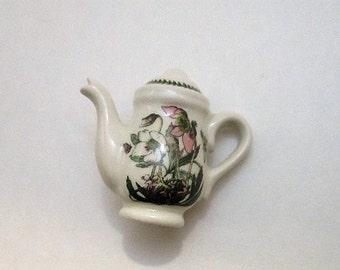 Botanical Teapot Etsy