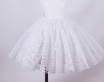 F009 Doll Tulle Underskirt Doll Dress Doll Clothes For Blythe Barbie PP FR