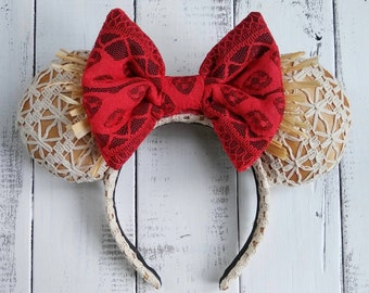 Moana Inspired Ears