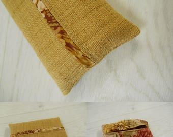 Pocket Tissue Cover- - 2 in 1 Tissue Holder-Reversible Tissue Holder  Ref, rv19x
