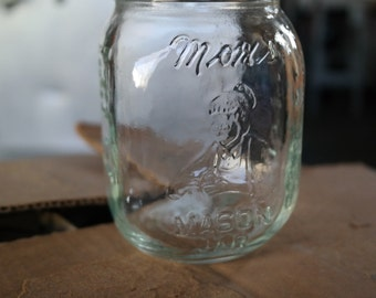 Mom's Mason Jar
