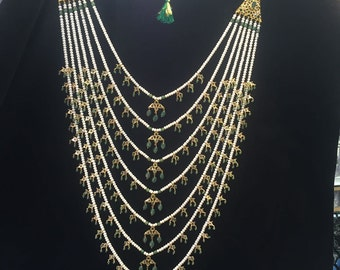 Alyza Pearls Nizam Shahi Special Sathlada