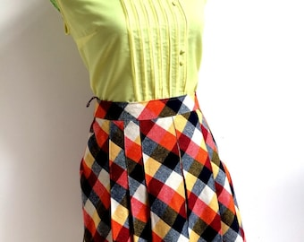 1960's Mini Skirt