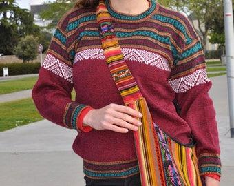 Inca shoulder bag