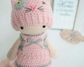 Crochet eBook TAMITUZI base doll without costume
