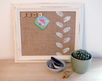 Shabby Chic small pinboard