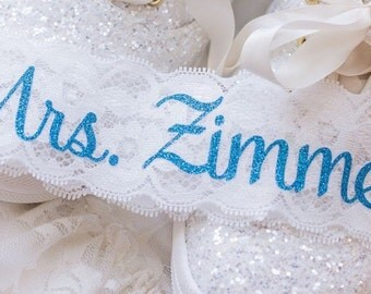 Personalized Garters, Something Blue, You're Next!, Nice Catch!, Wedding Garters, Wedding Garter, Personalized Wedding Garter