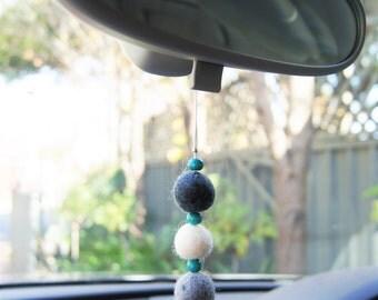 Aroma Car Charms - Grey