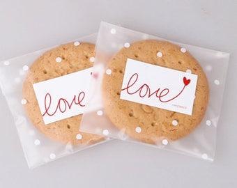 15 Love handmade stickers,love,gift stickers,favor sticker,wedding favor,gift bag stickers,goodies bag stickers,gift labels,treat bag label