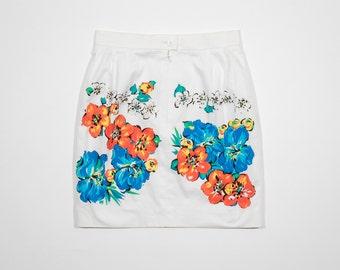 ESCADA - cotton skirt
