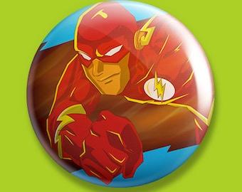 The Flash Pin