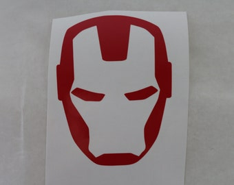 Iron Man The Avengers Marvel Decal Any Size Any Colors