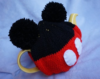 Mickey Teapot Cozy