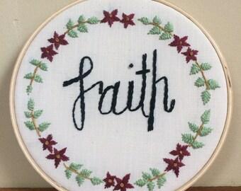 Faith Hoop