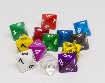 8-sided dice