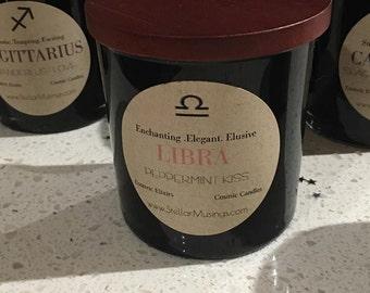 Libra Candle