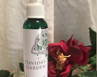 Davida's Garden Botanical Foot Spray