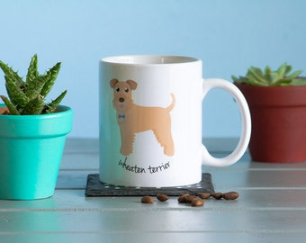 Wheaten Terrier Mug (boy)