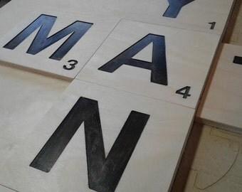 GIANT Scrabble letter