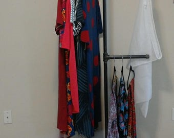Clothing Rack with three arms