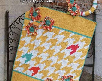 Just 4 Fun pattern book by Abbey Lane Quilts 4 Quilts, 4 Wreaths, 4 Fun  seasonal quilt patterns