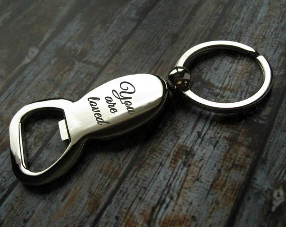 personalized bottle opener keychain keychain bottle opener. Black Bedroom Furniture Sets. Home Design Ideas
